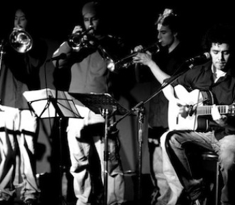 Calle Macondo Latin Band